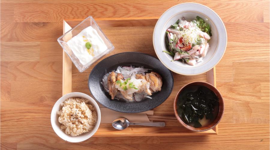 彩り健康和食『yae lunch』
